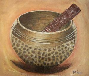 Singing/meditation bowl