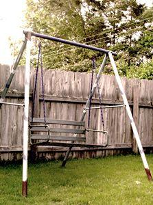 Playground sadness