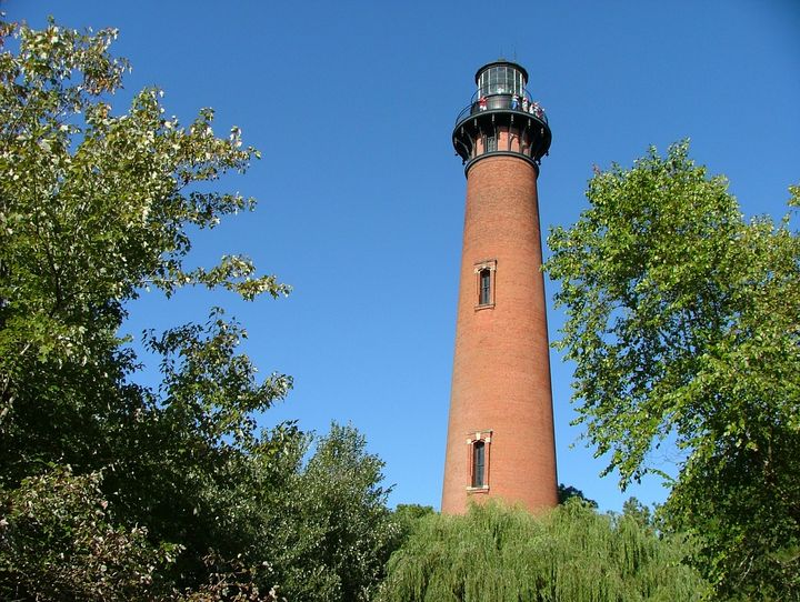 Currituck Beach Lighthouse - Digital Perfections