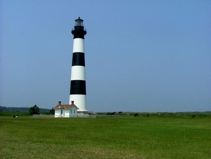 Bodie Island Lighthouse - Digital Perfections
