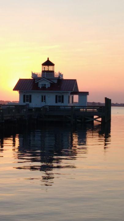 Manteo Marsh Lighthouse - Digital Perfections
