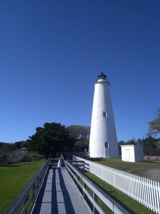 Ocracoke Lighthouse - Digital Perfections
