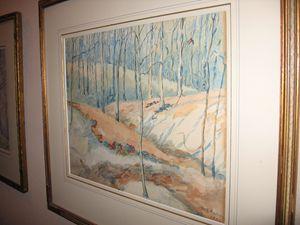 Reindel Watercolor 1932