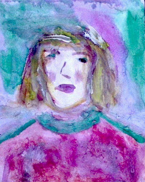 Mark in Color - KaraMariaMillerWaterColours