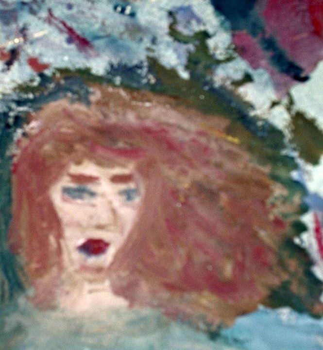 Wind Swept - KaraMariaMillerWaterColours