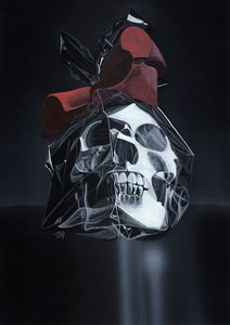 Candy Skull No. 2