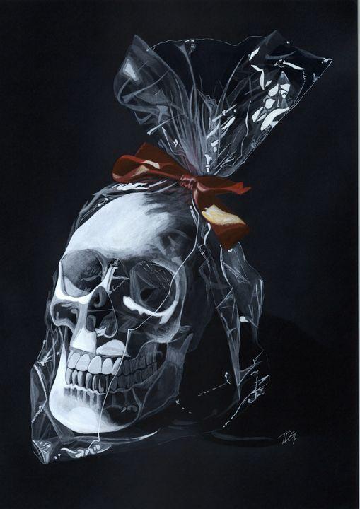 Candy Skull No. 4 - TDG