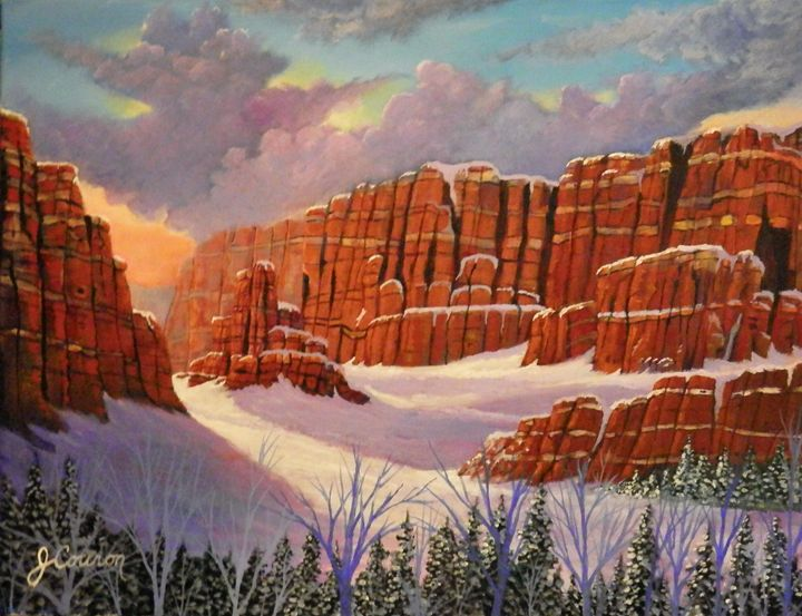 Snowy Canyon - James Couron