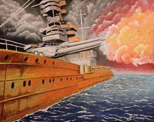 Battleship - James Couron