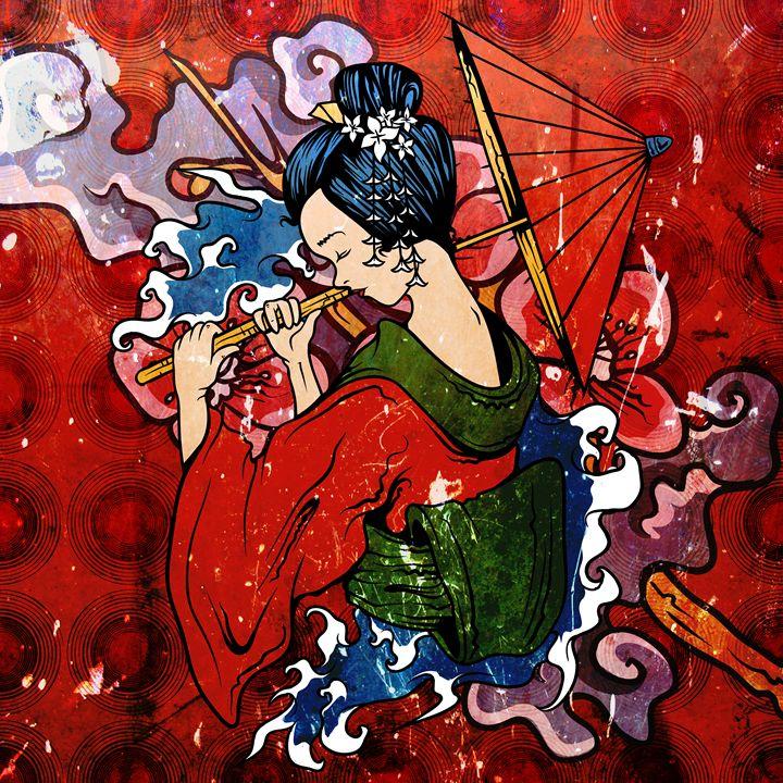 Geisha - Good Stuff