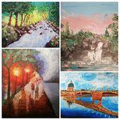 Elodie - landscapes