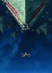 Xwing star wars