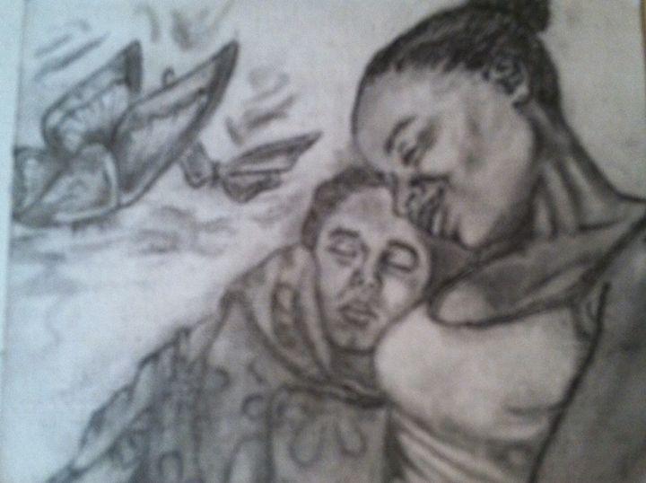 Mothers' love -  Aaronlambert89