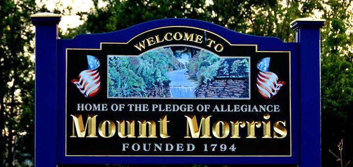 Mount Morris New York - Richard W. Jenkins Gallery