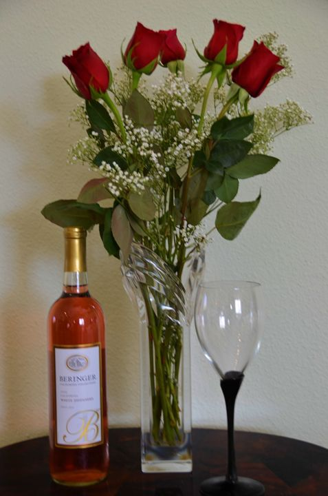 Days OfWine and Roses - Richard W. Jenkins Gallery