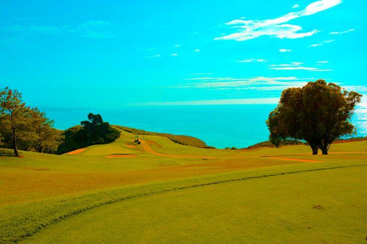Torey Pines Golf - Richard W. Jenkins Gallery