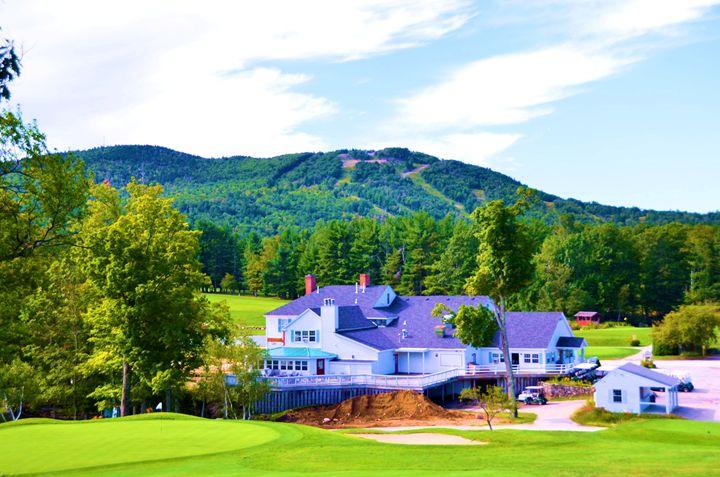 New Hampshire Golf - Richard W. Jenkins Gallery
