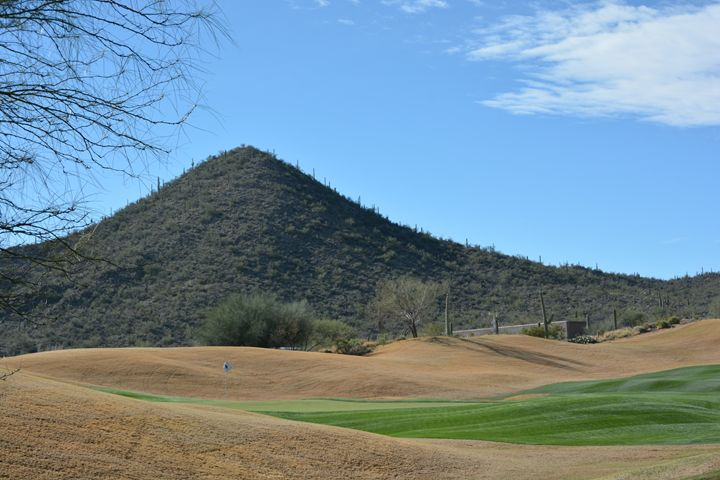 Tucson Golf Starpass - Richard W. Jenkins Gallery