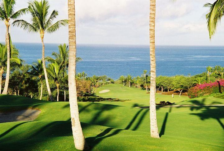 Kapalua Bay Hawaii Golf - Richard W. Jenkins Gallery