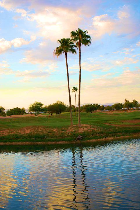 Suprise Arizona Golf - Richard W. Jenkins Gallery
