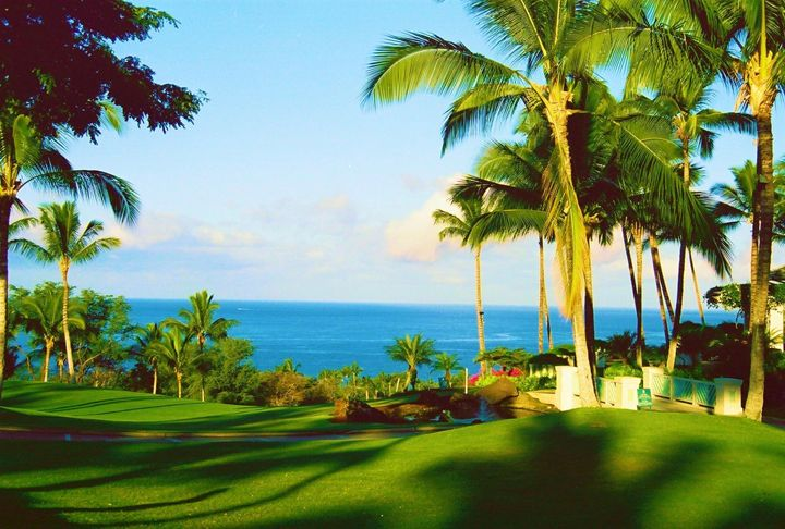 Kapalua Bay Golf Hawaii - Richard W. Jenkins Gallery