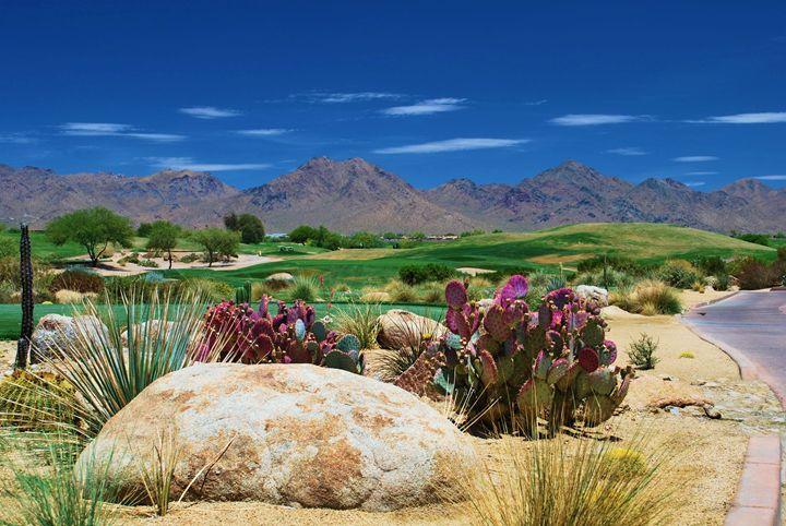 Scottsdale Golf - Richard W. Jenkins Gallery