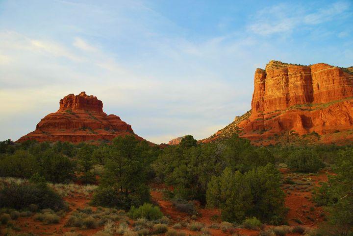 Sedona Red Rocks - Richard W. Jenkins Gallery