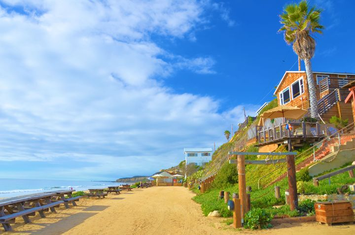 Crystal Cove - Richard W. Jenkins Gallery