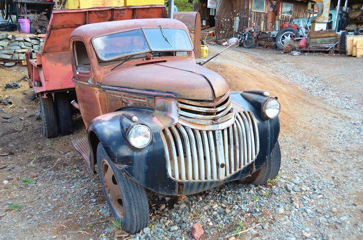 Vintage Truck - Richard W. Jenkins Gallery