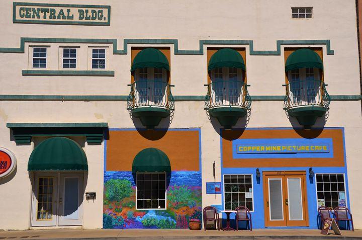 Store Front Mayer Arizona - Richard W. Jenkins Gallery