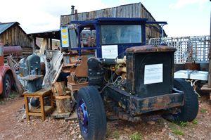 Diamond D Truck - Richard W. Jenkins Gallery