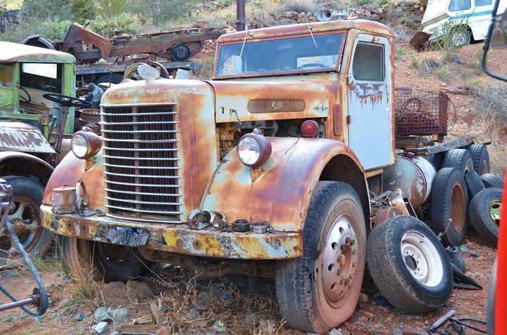 Corbitt Truck - Richard W. Jenkins Gallery
