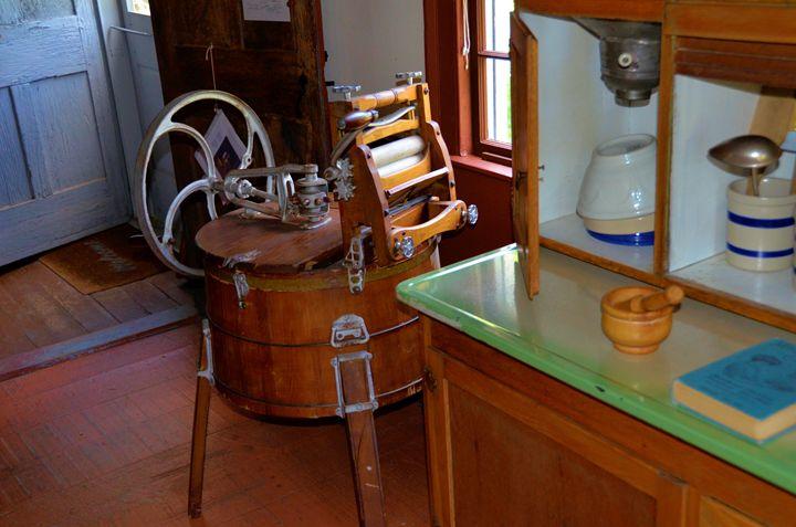 Antique Washing Machine - Richard W. Jenkins Gallery
