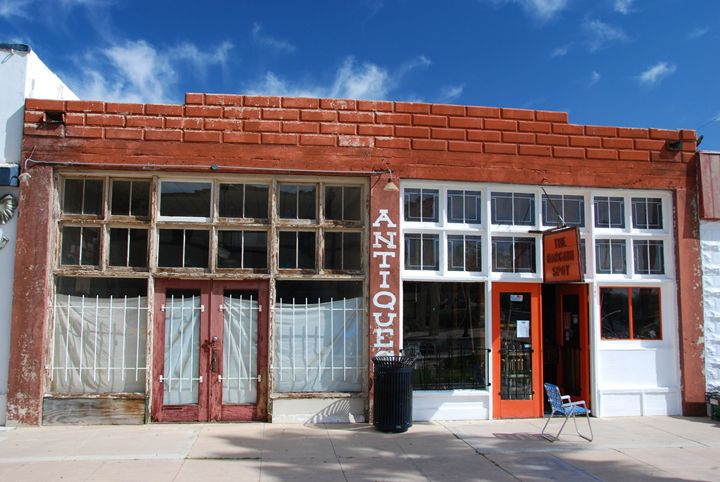 Antique Store Front - Richard W. Jenkins Gallery