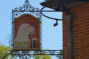 The Dog Street Pub - Richard W. Jenkins Gallery