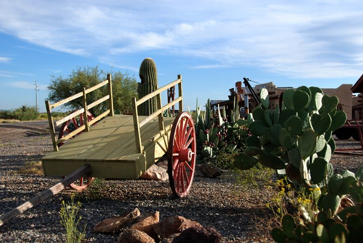 Fort Apache Arizona - Richard W. Jenkins Gallery