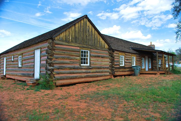 Fort Apache Officer's Quarters - Richard W. Jenkins Gallery
