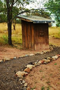 Outhouse - Richard W. Jenkins Gallery