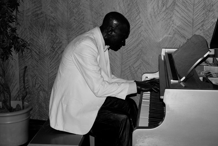 Jazz Piano Player - Richard W. Jenkins Gallery