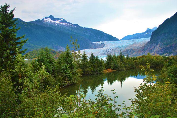 Alaska Glacier - Richard W. Jenkins Gallery