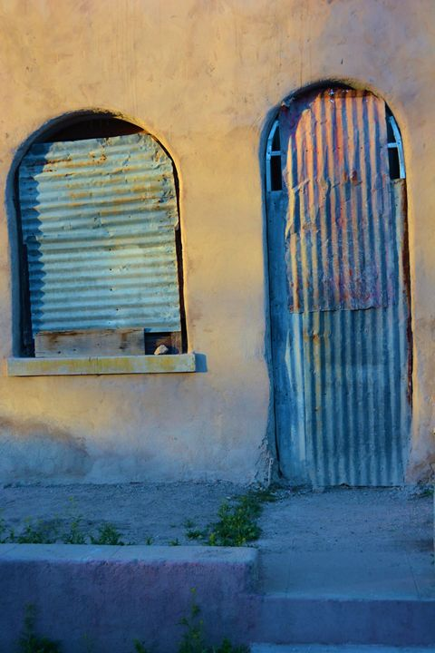 Old Rusty Doors and Windows - Richard W. Jenkins Gallery