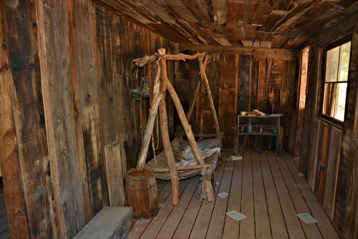 Drovers Bed - Richard W. Jenkins Gallery