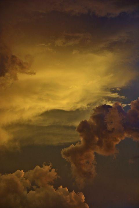 Dramatic Sky - Richard W. Jenkins Gallery