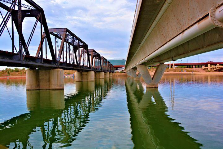 Dual Bridges - Richard W. Jenkins Gallery