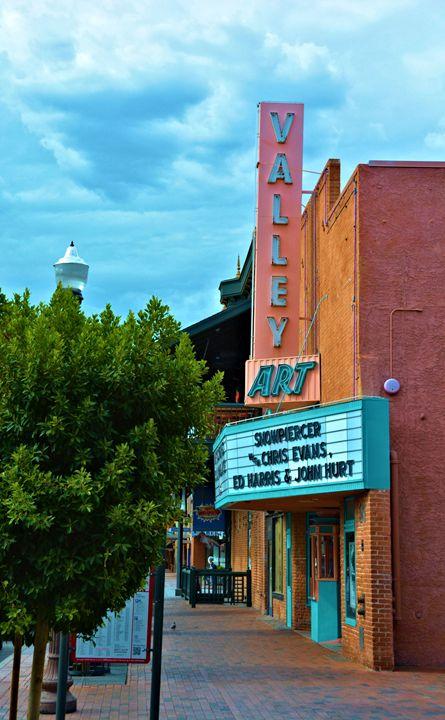 Valley Art Theater - Richard W. Jenkins Gallery