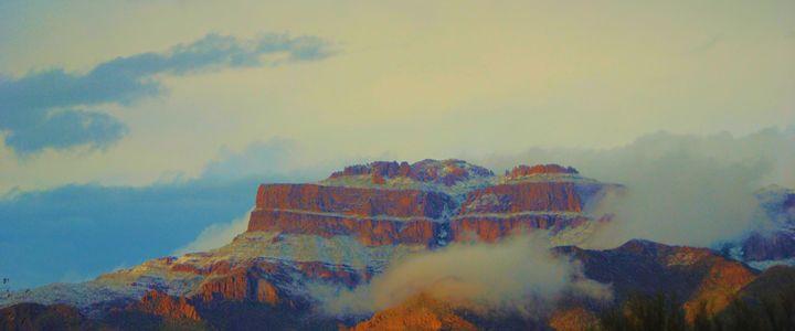 Superstition Mountain - Richard W. Jenkins Gallery