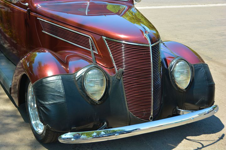1939 Plymouth - Richard W. Jenkins Gallery