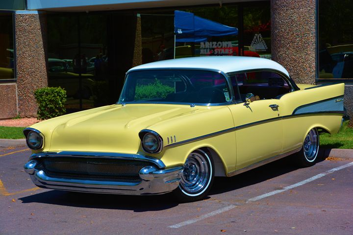 1957 Chevy - Richard W. Jenkins Gallery