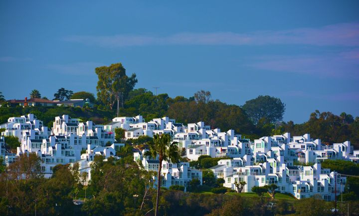 California Condos Architecture - Richard W. Jenkins Gallery