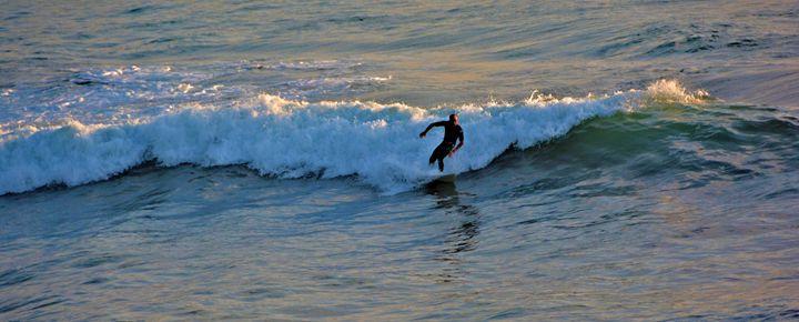 California Surfer - Richard W. Jenkins Gallery